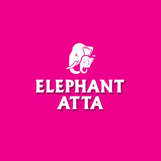 Elephant-Atta Logo