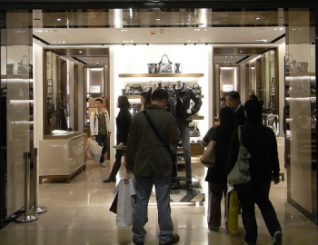 UK's Luxury Market On Rise Thanks to Arab, Russian and Chinese Shoppers